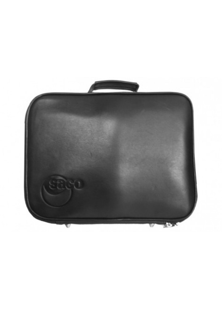 SACO LARGE STORAGE LEATHER CASE