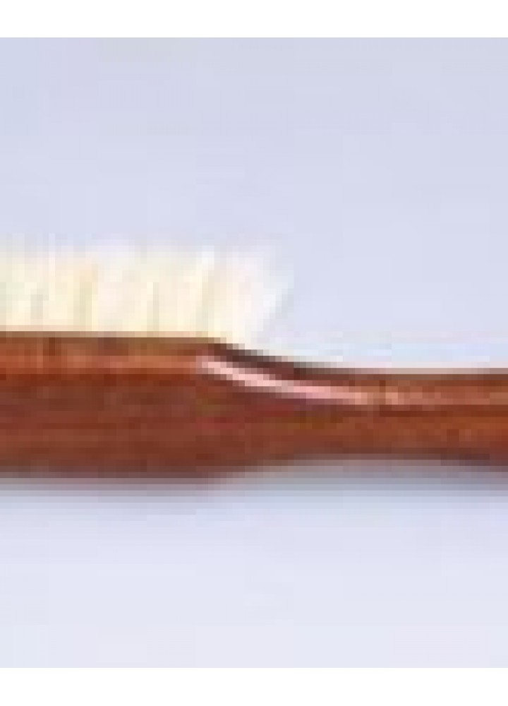 Broom Neck Barber Brush