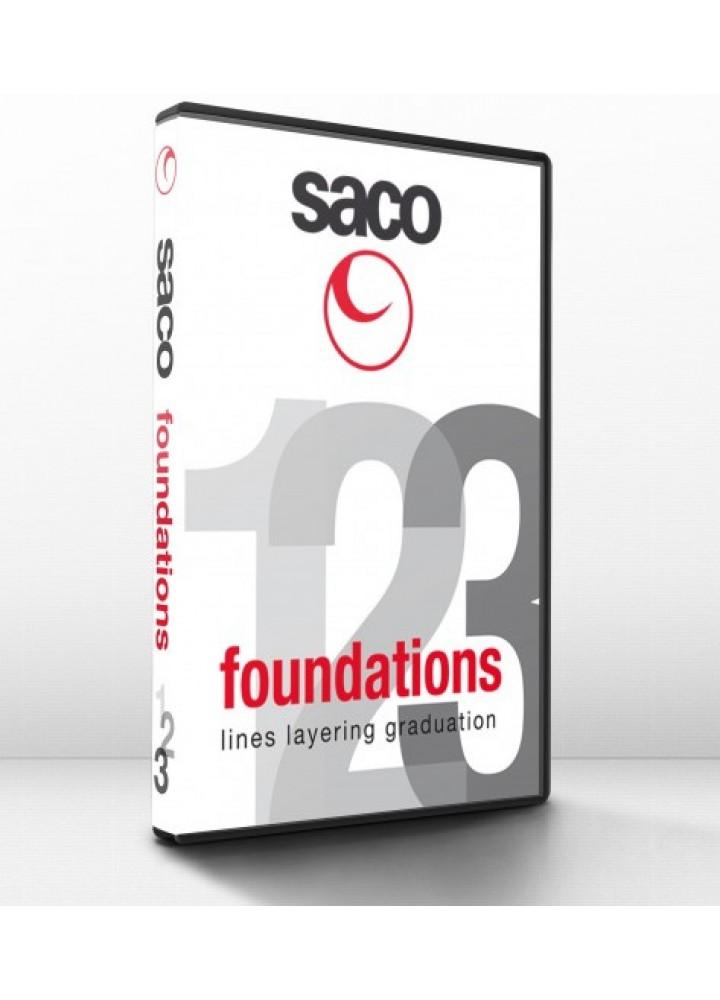 Women Foundations, DVD 1, 2, 3 Saco Hair