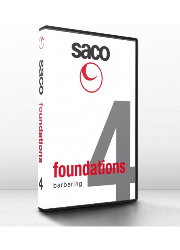 Foundations Men DVD 4 Saco Hair