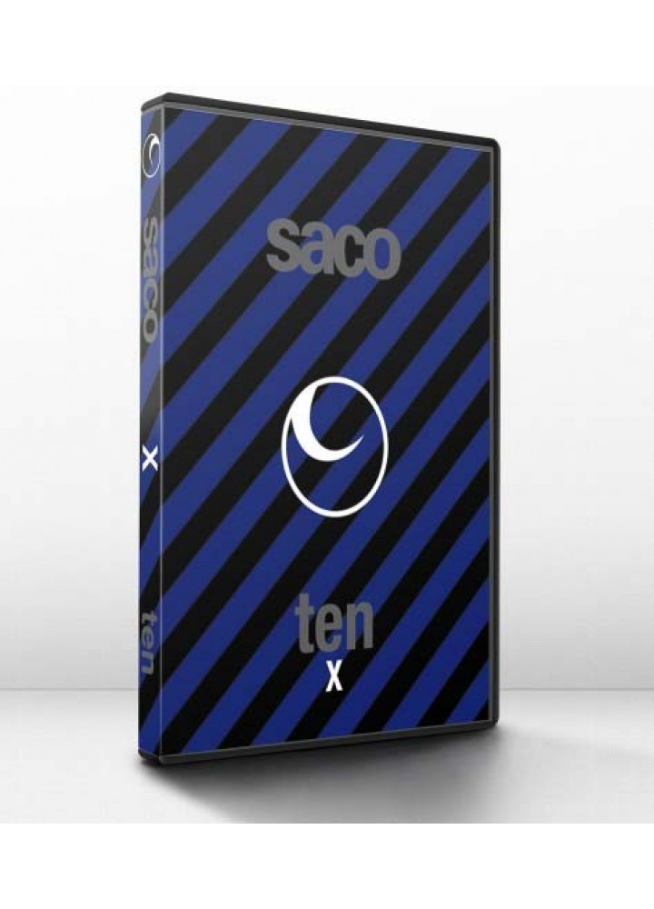 COLLECTION X – 2012 DVD 10 SACO HAIR