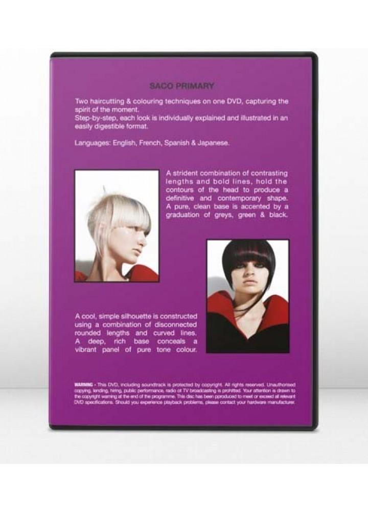 SACO PRIMARY– DVD 8 SACO HAIR