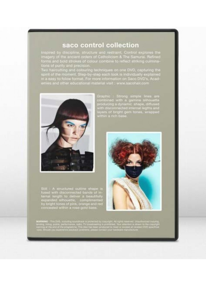 CONTROL COLLECTION – 2013 DVD 11 SACO HAIR