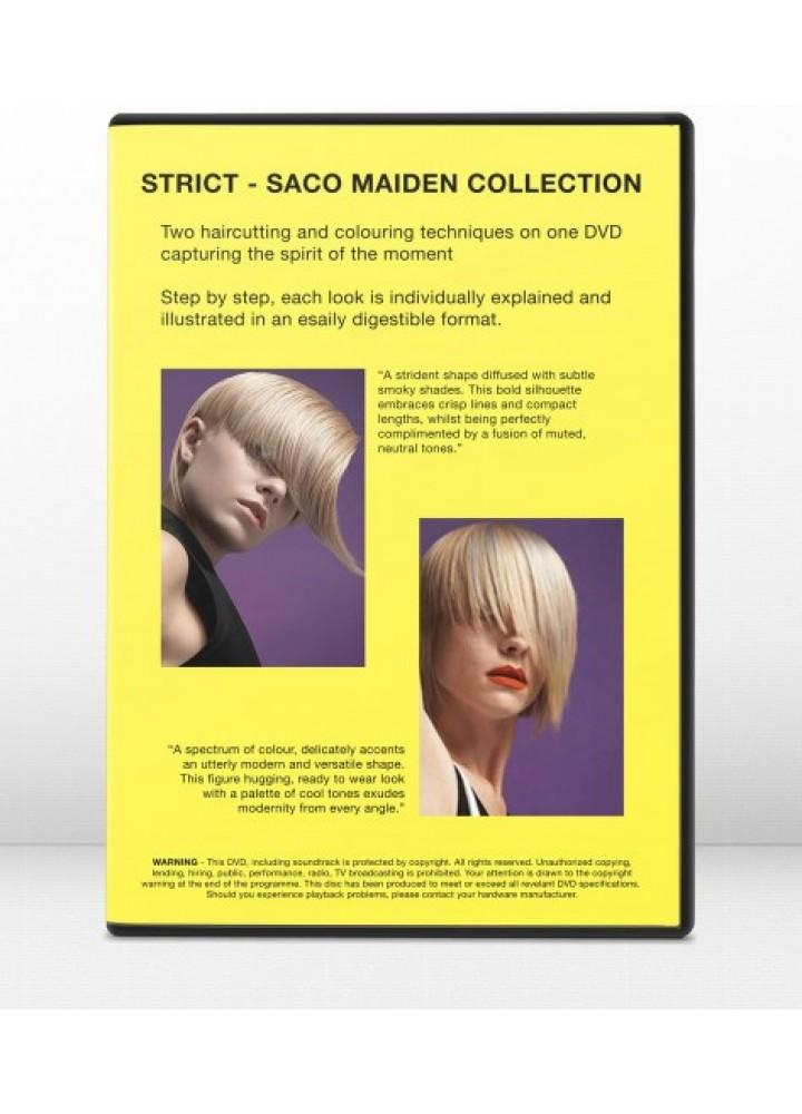COLLECTION STRICT - DVD 5 SACO HAIR