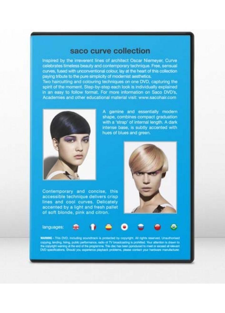 Curve Collection 2011 – DVD 9 Saco Hair