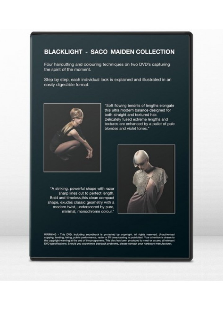 Blacklight Collection 2004 – DVD 1 Saco Hair