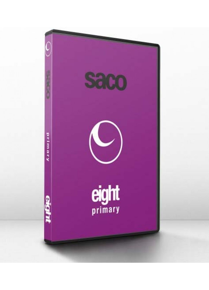 SACO PRIMARY– DVD 8 SACO HAIR