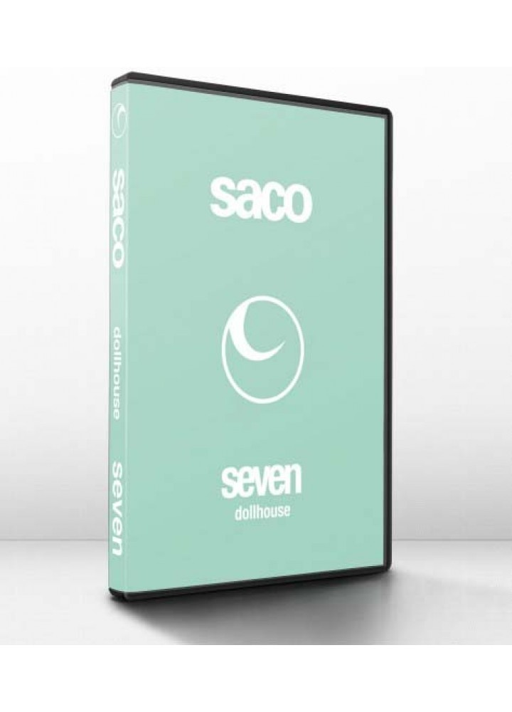 Dollhouse Collection 2009 – DVD 7 Saco Hair