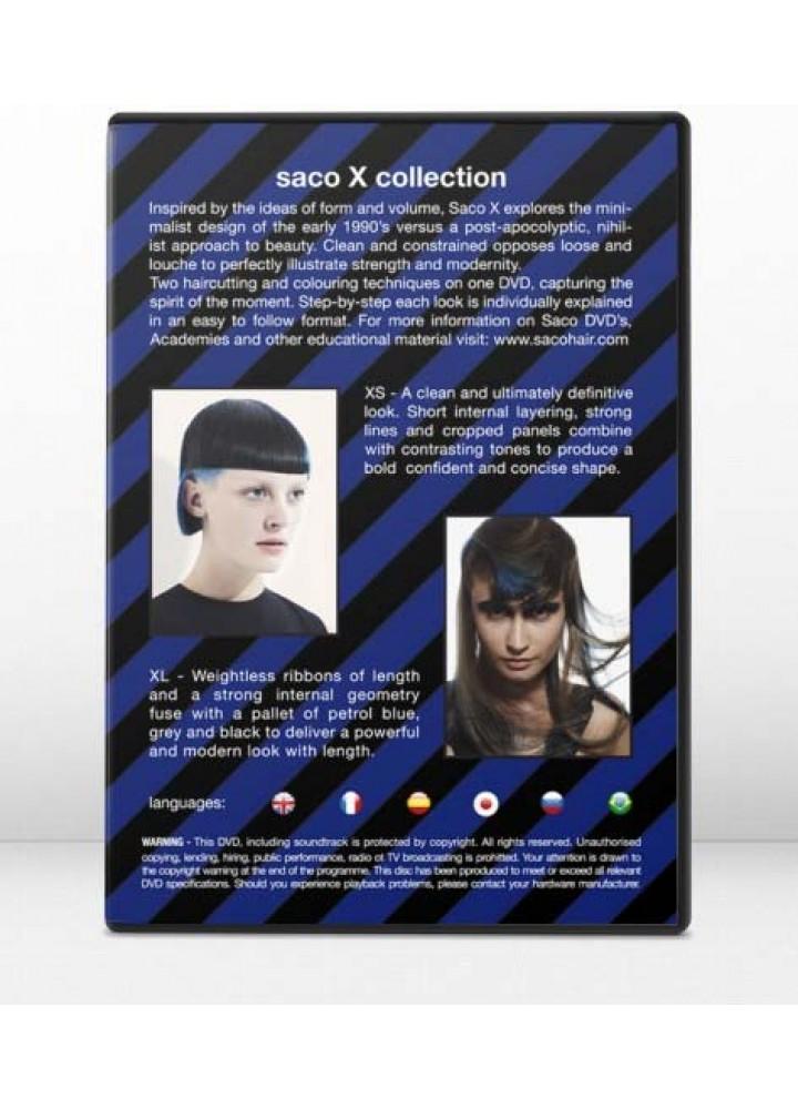 Collection X – 2012 DVD 10 Saco Hair